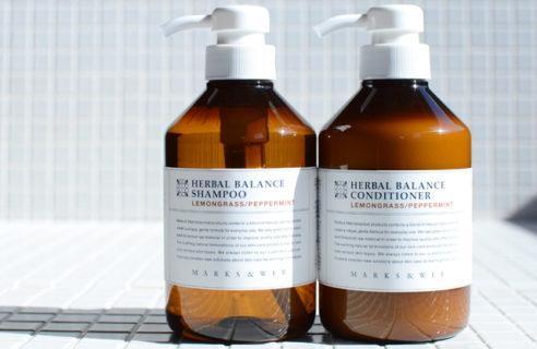 レモングラス&ペパーミントが香るヘアケアアイテムを限定発売