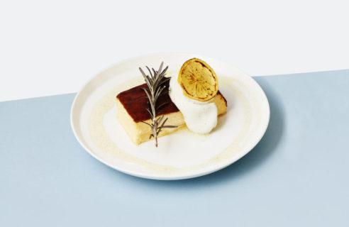 【CHEESE meets CAKE】北海道産カマンベールのバスクチーズケーキ