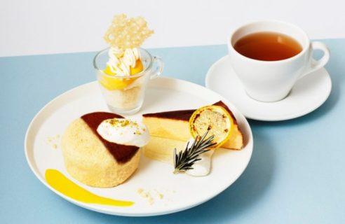 【CHEESE meets CAKE】北海道産チーズのチーズケーキプレート