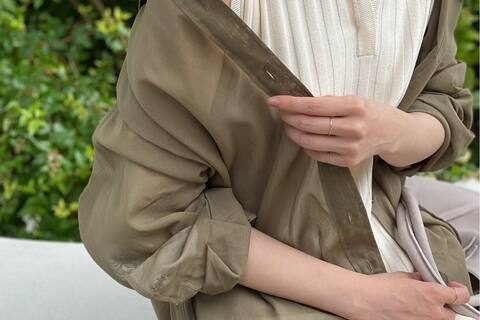 NOBLE 夏の万能羽織3選☆