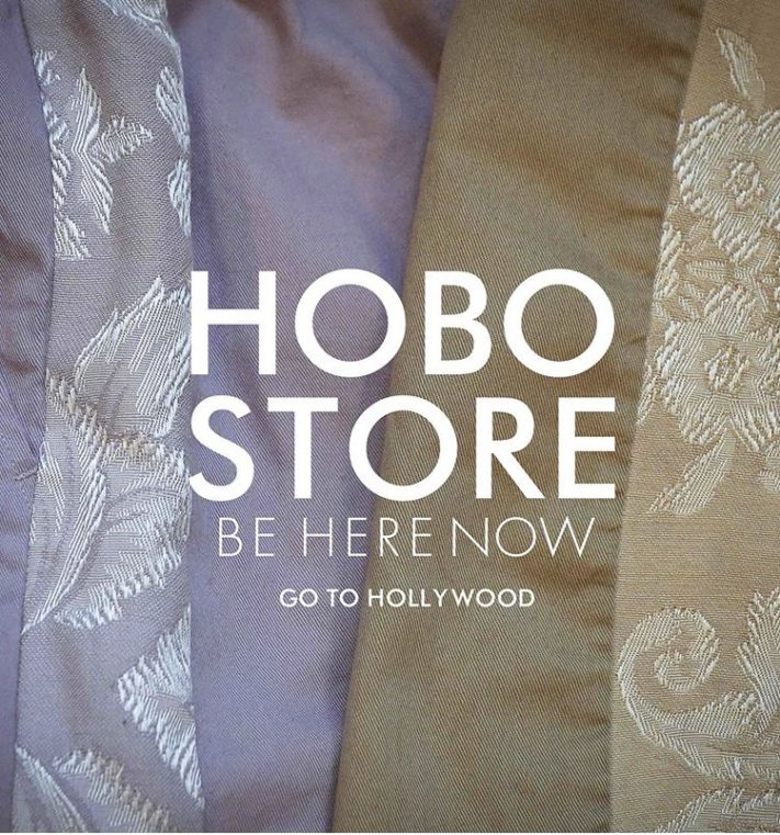 ★GO TO HOLLYWOOD HOBO STORE★