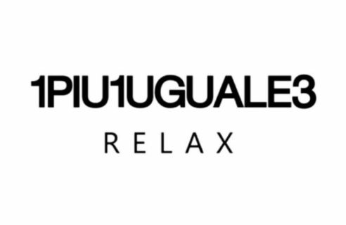 "【1PIU1UGUALE3 RELAX】""New Sweat Items"""