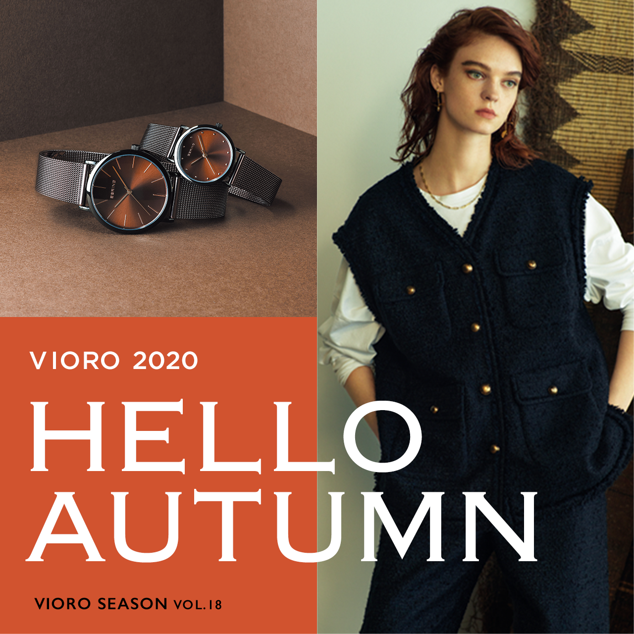 VIORO SEASON VOL.18