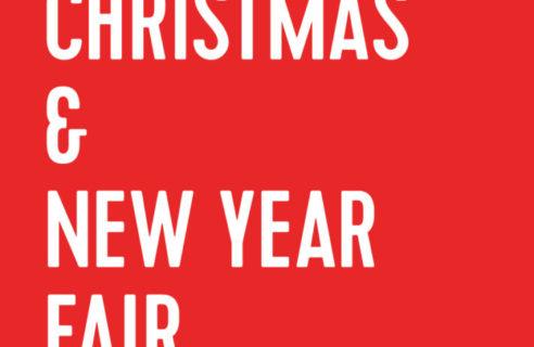 【12/2-1/10】FREITAG CHRISTMAS & NEW YEAR FAIR