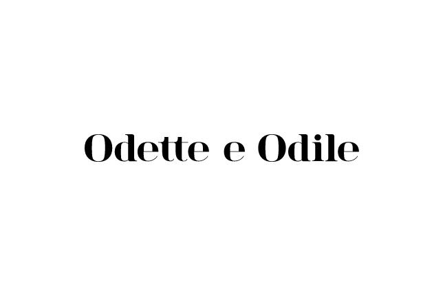 Odette e Odile