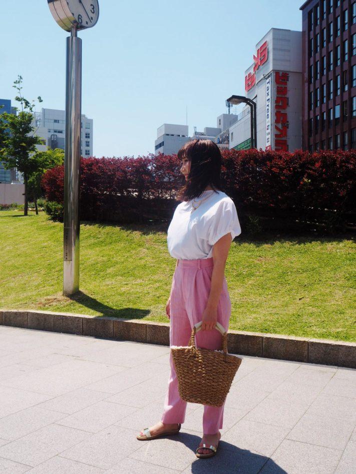 『主役はピンクのパンツ』