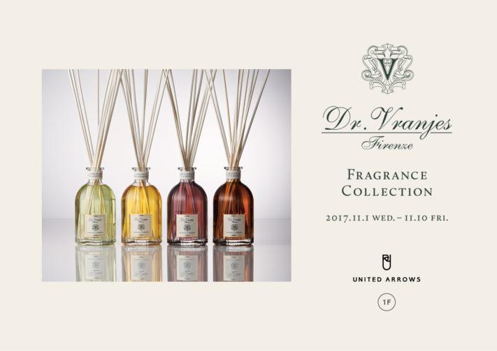 Dr. Vranjes Fragrance collection