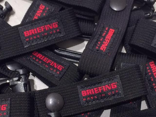 BRIEFING【ノベルティーキャンペーン!!】