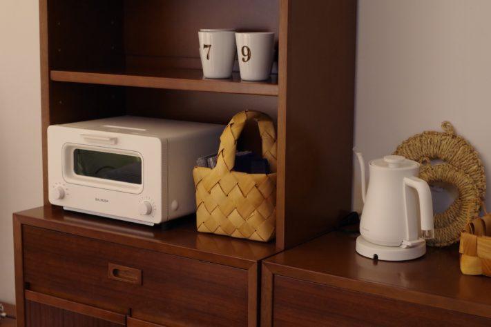 クロワッサンやバゲットもふっくら加熱するバルミューダのトースター