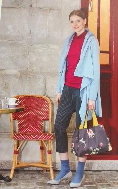 IKUKO 気軽に羽織れる ウールリングコート人気です!!