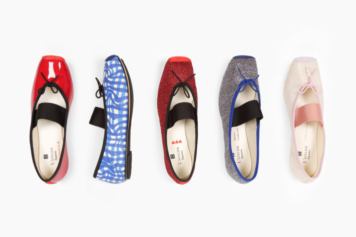 Atelier Repetto Pop-Up in Shop