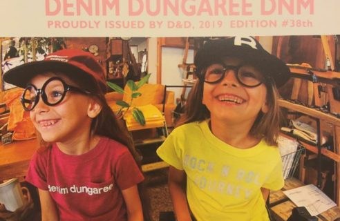 ★DENIM DUNGAREE '19S/S カタログ&FAIR★