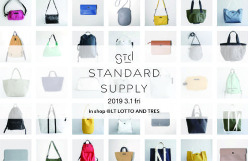 STANDARD SUPPLYのin shopをLT内にオープン