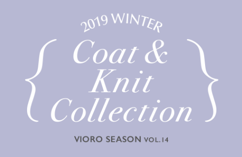 2019 WINTER Coat & Knit Collection