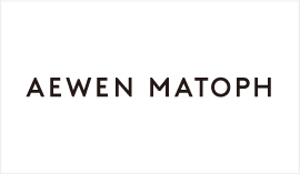 「AEWEN MATOPH(イウエンマトフ)」POP UP開催中です!