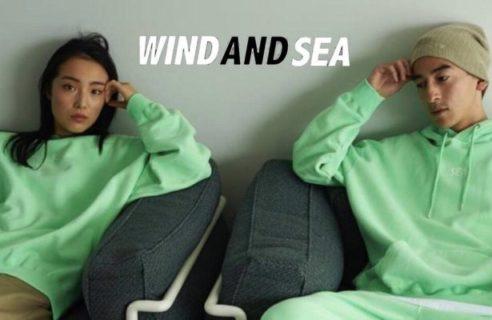 待望の【WIND AND SEA】入荷!!