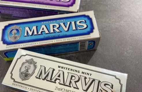 """デンタルケアもお洒落に!イタリア発""""MARVIS(マービス)"""""""