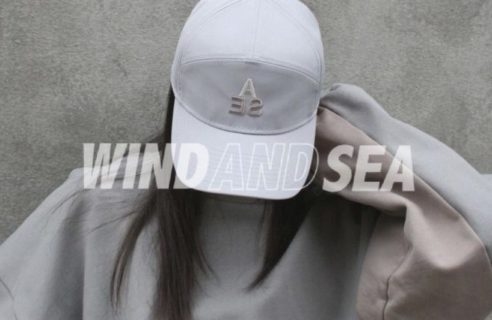 "【WIND AND SEA / ウィンダンシー】""New Arrivals"""