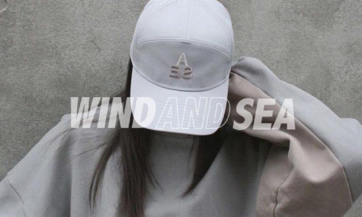 "【WIND AND SEA / ウィンダンシー】""New Arrivals"""