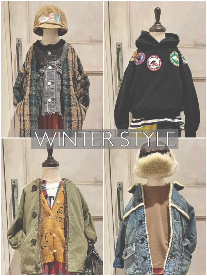★WINTER STYLE★