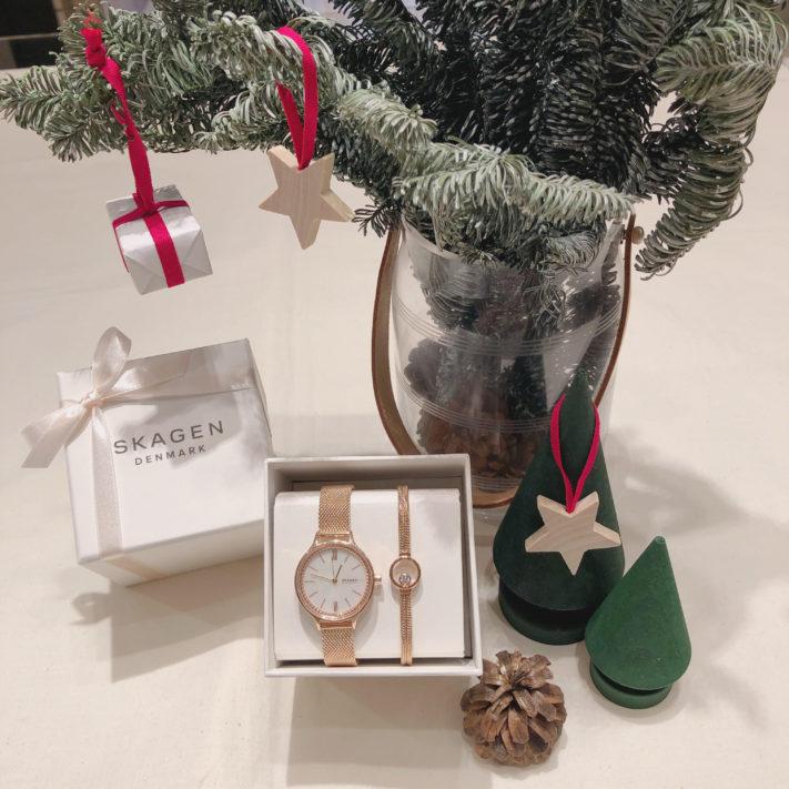 """自分へのクリスマスプレゼントにもおすすめな """"ウォッチ&ジュエリー"""""""