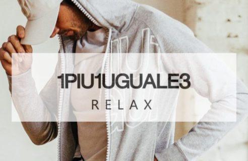 "【1PIU1UGUALE3 RELAX / ウノピゥウノウグァーレトレ リラックス】"" ROYAL FLASH別注セットアップ"""