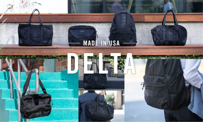 BRIEFING 【 MADE IN USA DELTA PRE-ORDER 】