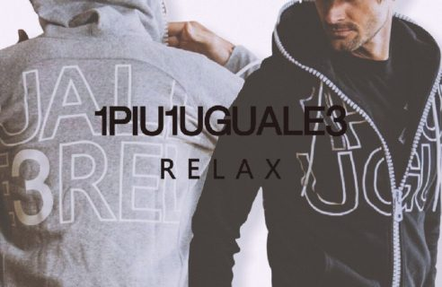 """【1PIU1UGUALE3 RELAX / ウノピュウノウグァーレトレ リラックス】""""別注コレクション"""""""