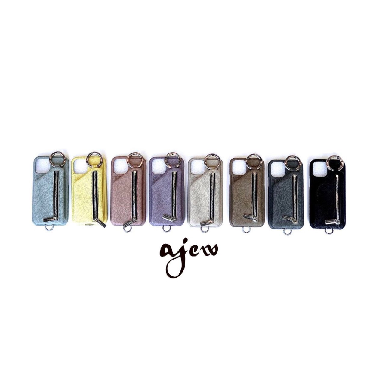 """【ajew / エジュー】""""iPhone12シリーズ再入荷"""""""