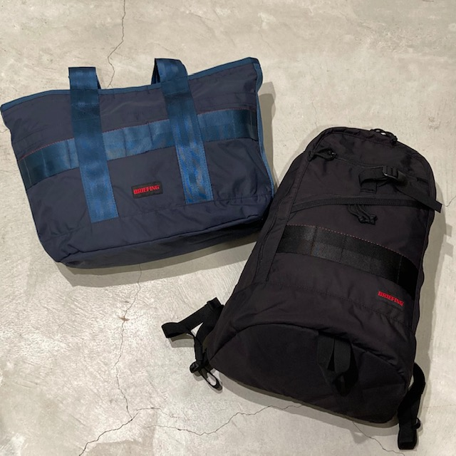BRIEFING 【 NEW ARRIVAL 】