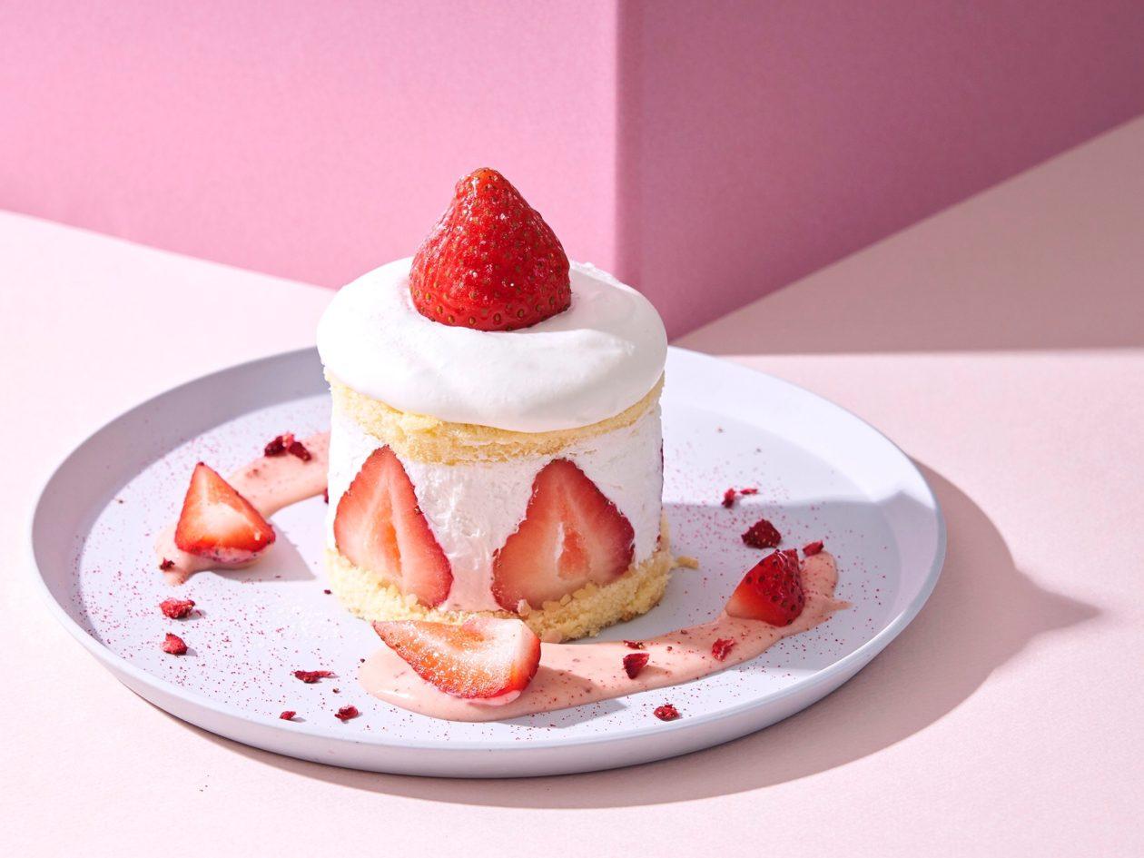 【いちごフェア】いちごのショートケーキ