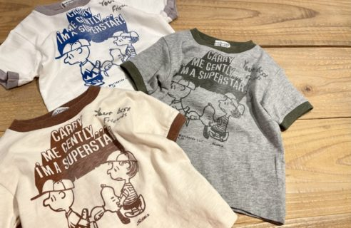 ★テンジク SNOOPY SUPER STAR TEE★