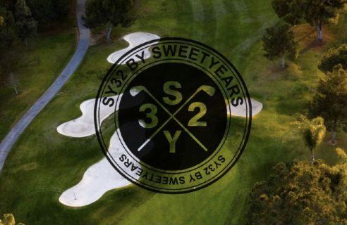 "【SY32 by SWEAT YEARS GOLF】""GOLFラインの入荷"""