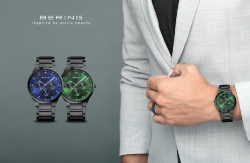 【5月SNS,DM,柱巻掲載希望】BERING Classic Link Collection 4/16発売