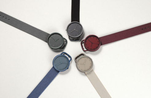 【5月SNS,DM,柱巻掲載希望】4/28発売 10:10 BY NENDO 「buckle」2021 LIMITED COLLECTION COLORS