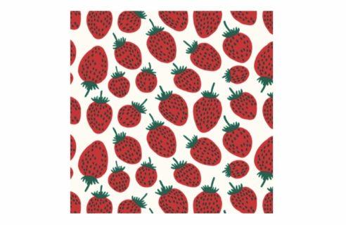 4.9- Mansikka Fabric
