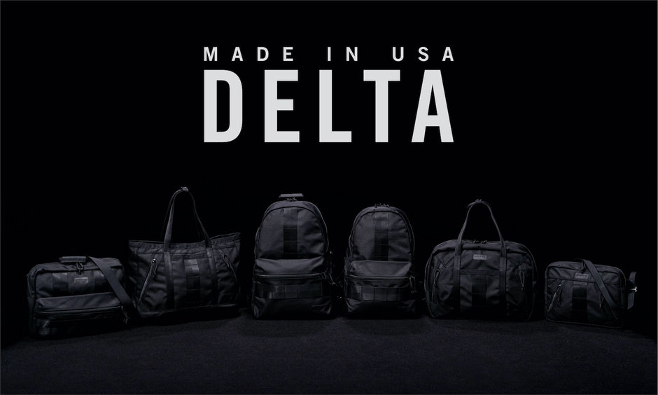 【MADE IN USA DELTA】