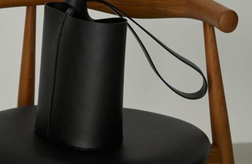 【大人気バッグ】One handle bucket mini bag