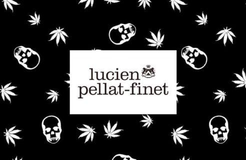 """【lucien pellat-finet/ルシアンペラフィネ】 """"Exclusive Cap"""""""