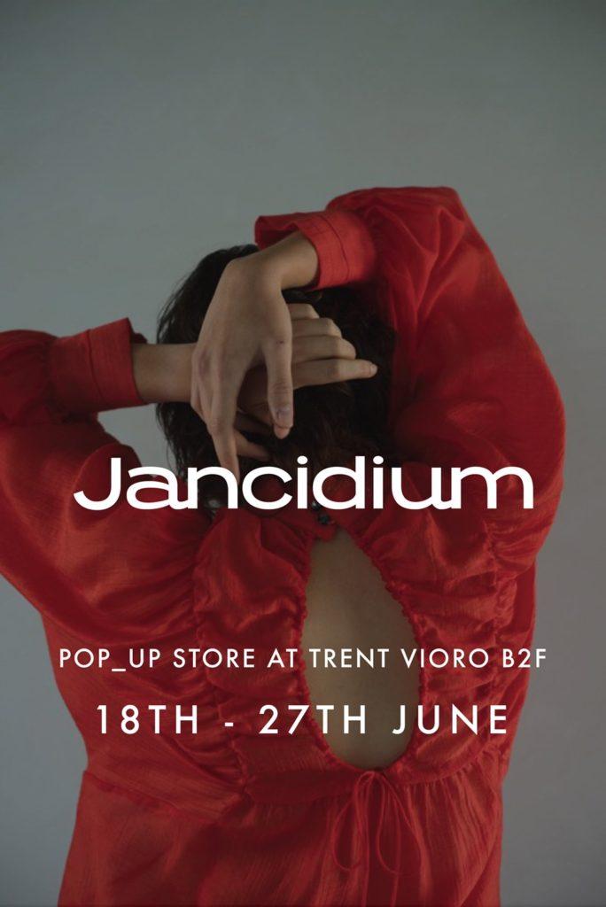 【Jancidium】POP-UP