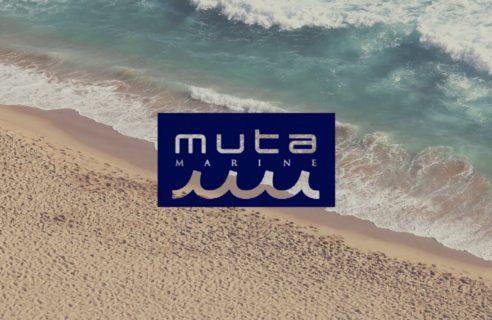 "【muta MARINE / ムータ マリン】""ROYAL FLASH Exclusive item"""