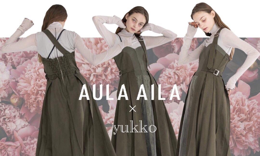 """【AULA AILA / アウラアイラ】""""New Arrival"""""""