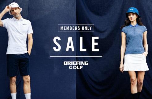 BRIEFING 【 BRIEFING SALE 】