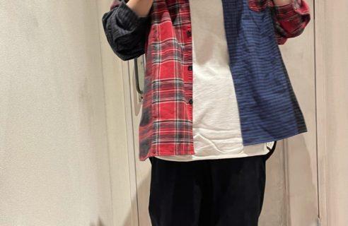 ★トップビエラ リメイクシャツ★
