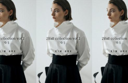 RIM.ARK 【9/1 order start new item】