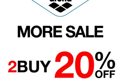 【SALE品 2BUY MORE 20%OFF】