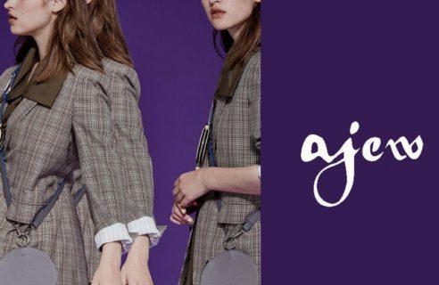 """【ajew / エジュー】""""New Shoulder Strap"""""""