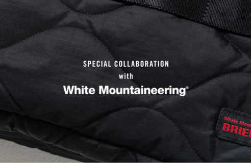 BRIEFING 【 White Mountaineering 】
