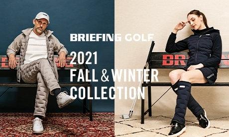 BRIEFING 【 BRIFING GOLF 】