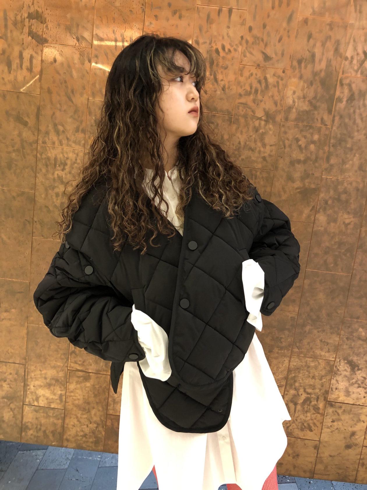 【ENFOLD】キルティングジャケット
